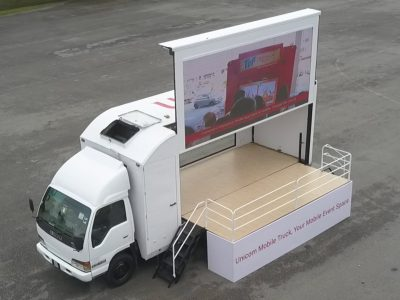 Unicom 20FT Truck with Raised LED_7